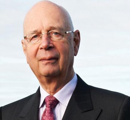 Professor Klaus Schwab, Founder and Chairman of WEF